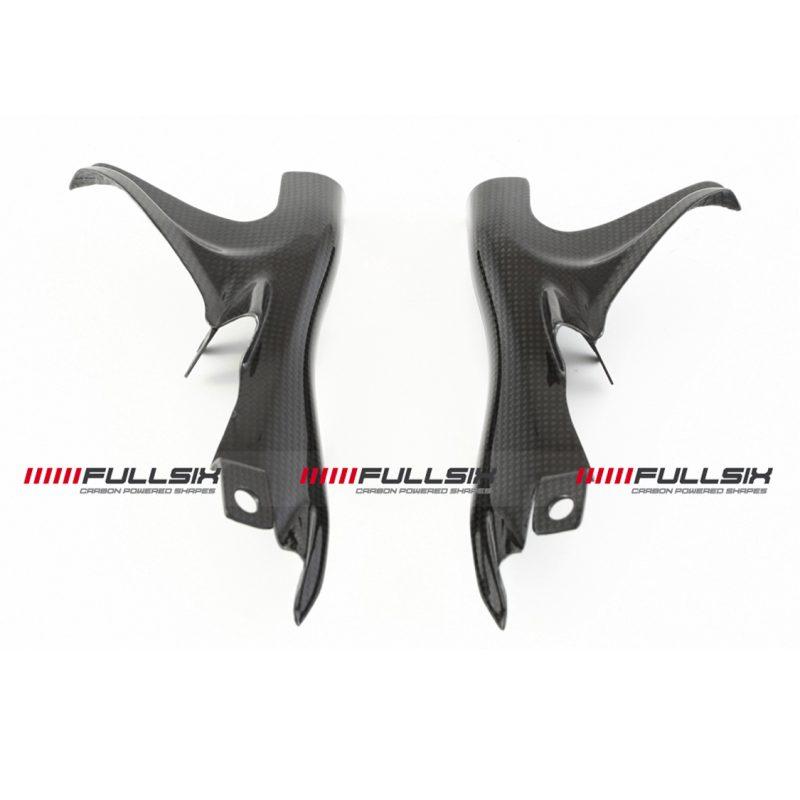 Fullsix Ducati Monster 821 1200 Carbon Fibre Frame Covers