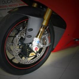 Ducabike Ducati Front Wheel Cap LHS