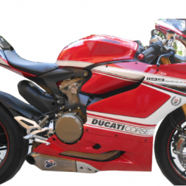 Decals Stickers Conquest Carbon - Ducati motorcycles stickers