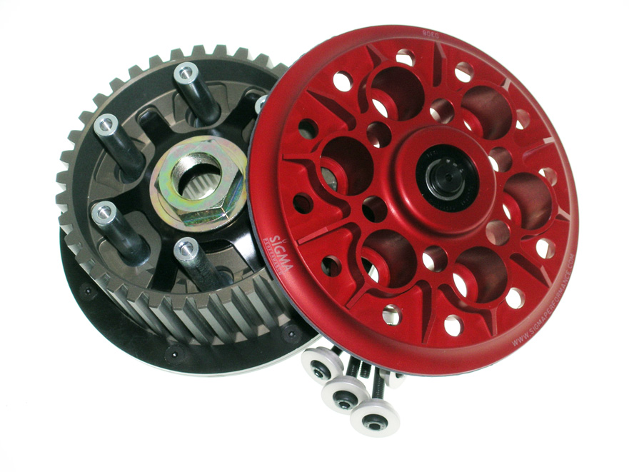 Ducati Streetfighter  Slipper Clutch