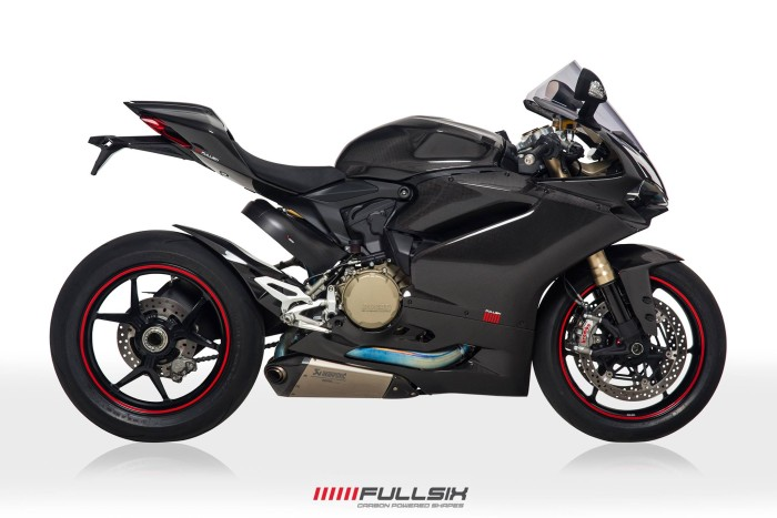Ducati Panigale 1299 Carbon Fibre Parts Accessories Conquest Carbon