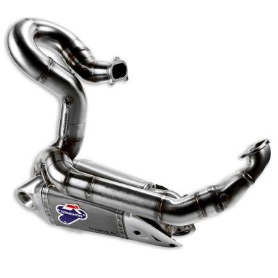 Termignoni Exhaust Ducati Panigale 1199 Full System Titanium Silencers