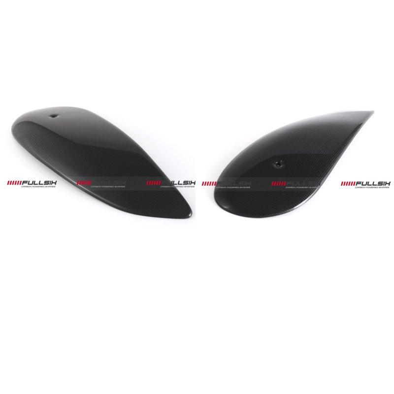 Fullsix Ducati Scrambler Carbon Fibre Tank Panels