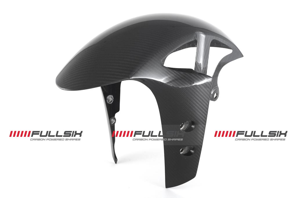 Fullsix yamaha yzf r1 carbon fibre front fender mudguard for Yamaha r1 carbon fiber parts