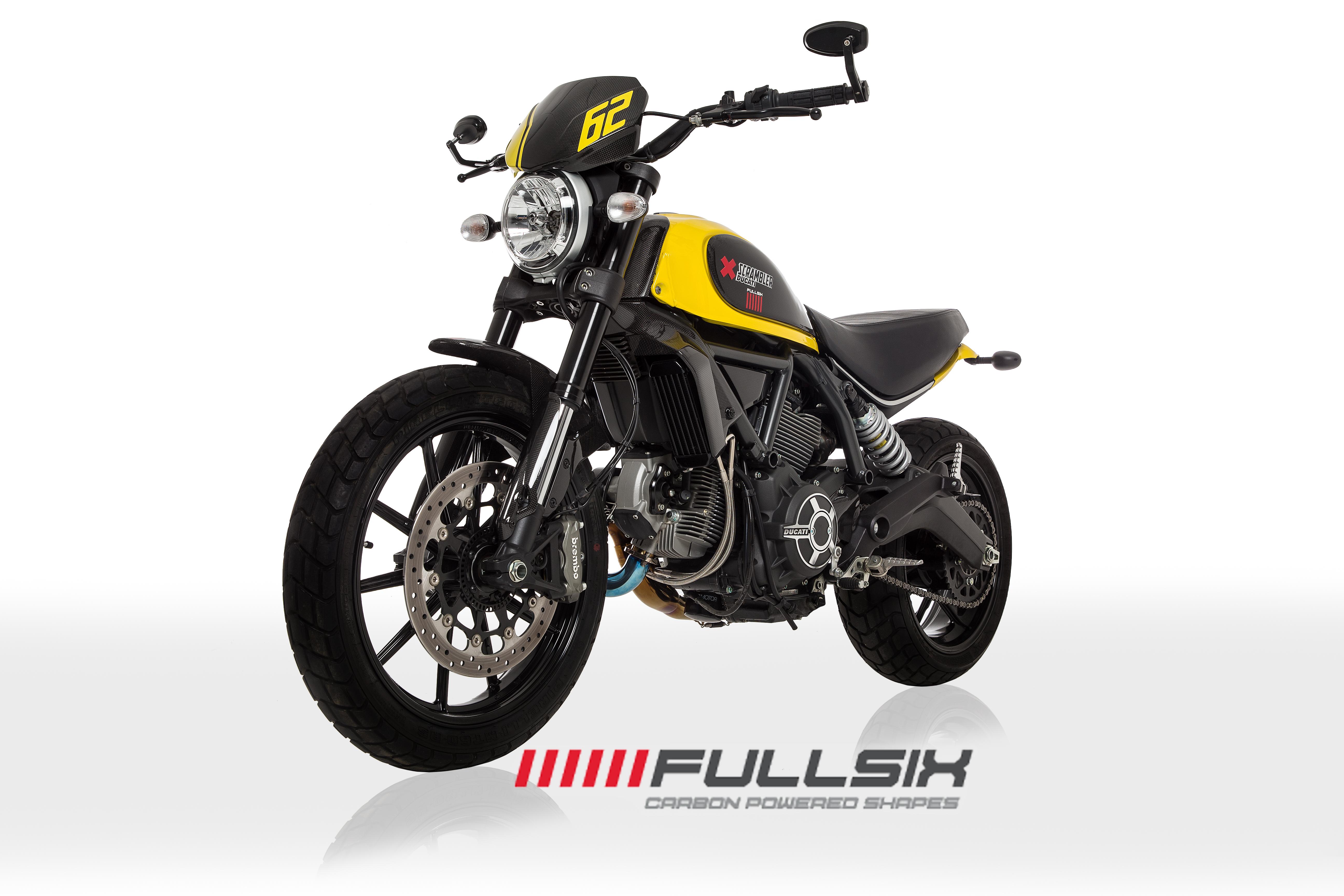 Ducati  Radiator