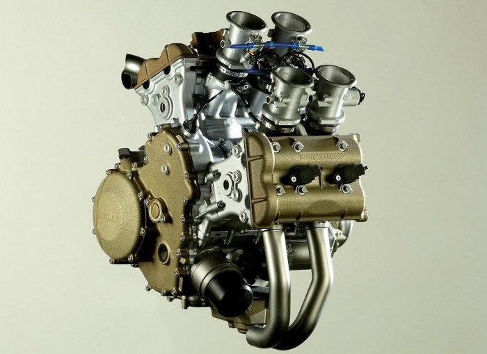 The Next Ducati Superbike Will Be A V4