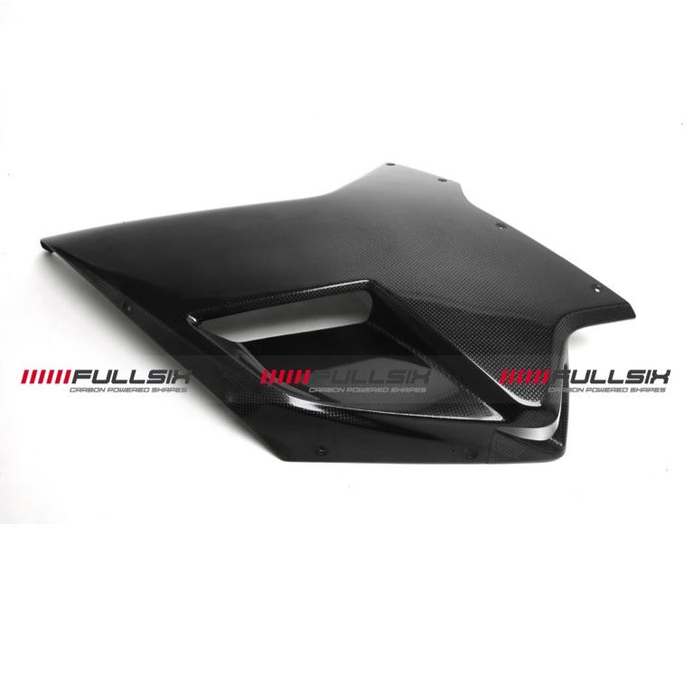 Fullsix Ducati 848 1098 1198 Carbon Fibre Race Fairing RHS