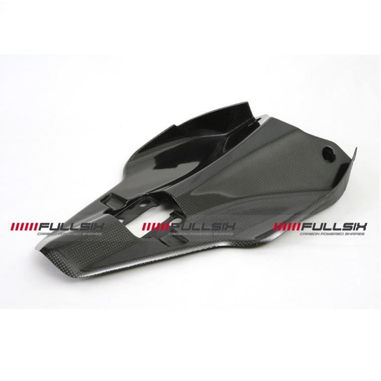 Fullsix Ducati 848 1098 1198 Carbon Fibre Race Undertray