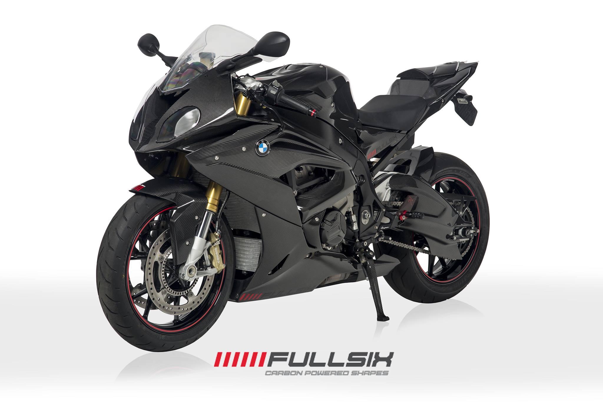 Fullsix Carbon Bmw S1000rr Carbon Fibre Parts 2015 2016