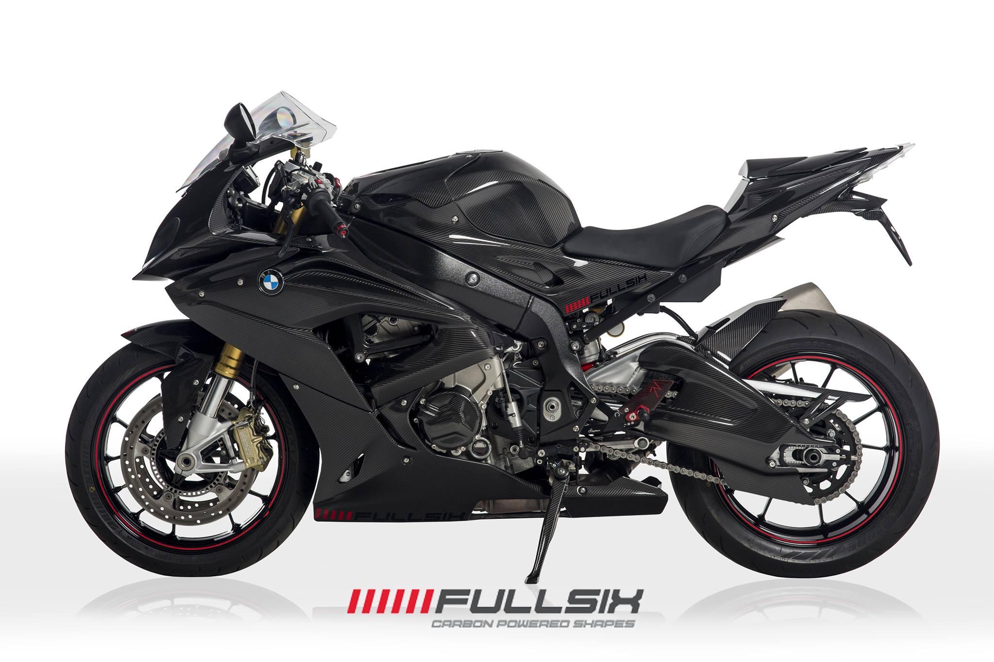 Fullsix Bmw S1000rr S1000r Carbon Fibre Hugger
