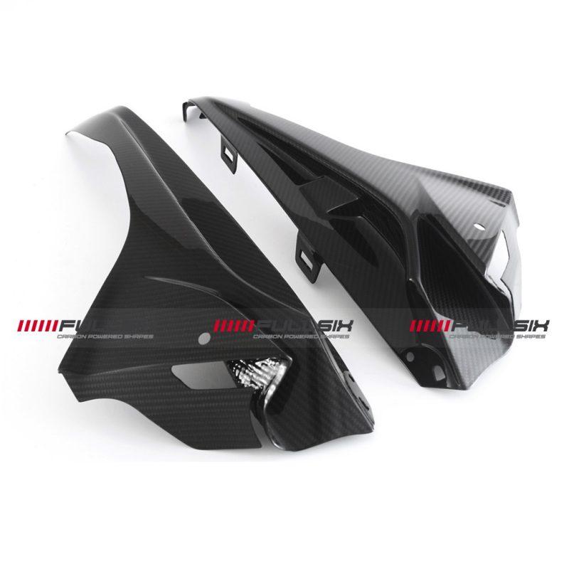 Fullsix BMW S1000RR Carbon Fibre Fairing Insert Panels