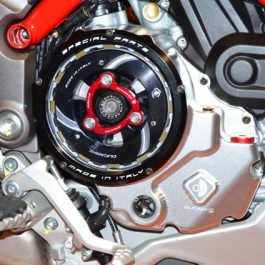 Ducabike Ducati Monster 1200 Clear Clutch Cover
