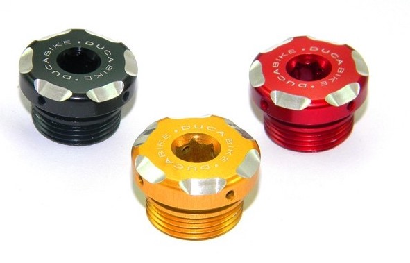Ducabike Ducati Engine Oil Plug Cap