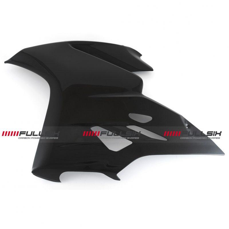 Fullsix Ducati 959 1299 Panigale Carbon Fibre Race Fairing LHS