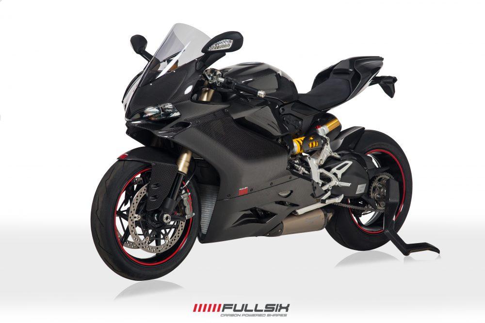 Carbon Parts Ducati Idees D Image De Moto