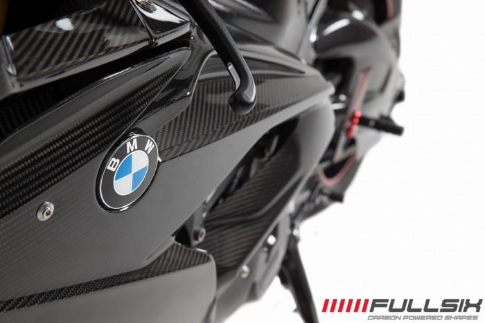 Fullsix Carbon BMW S1000RR Carbon Fibre Parts 2015 - 2016 - 2017+
