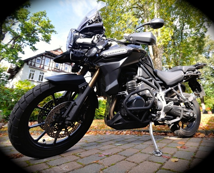 Cyril's Triumph Tiger Explorer 1200