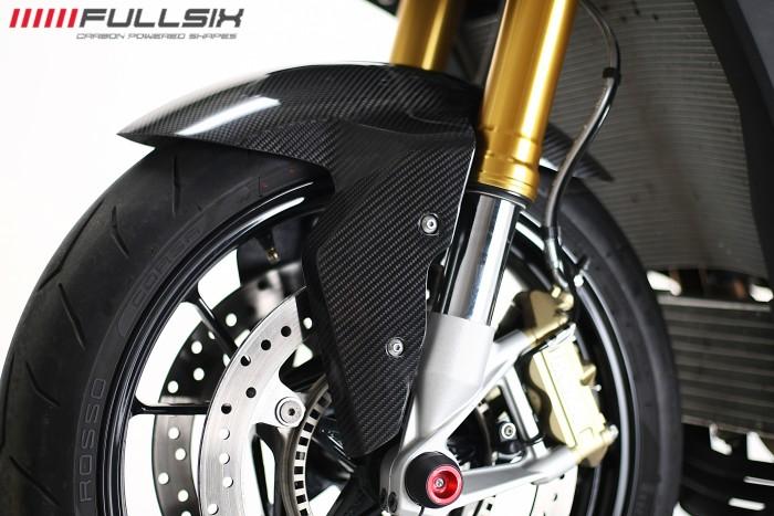 BMW S1000R Naked Carbon Fibre front fender