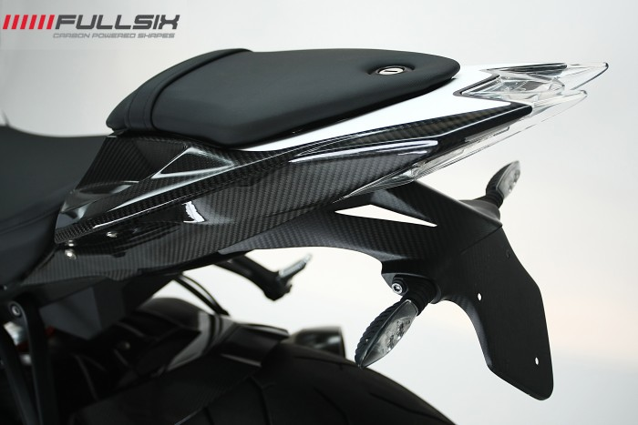 BMW S1000R Naked Carbon Fibre seat unit