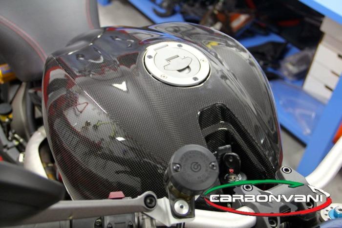 Ducati Monster 821 1200 Carbon Fibre Performance Parts