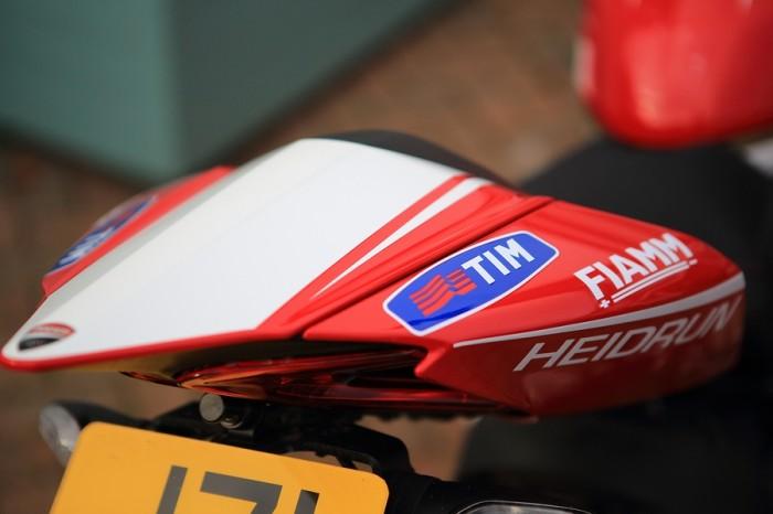 Paul Carpenter's Ducati Panigale 1199S Alstare