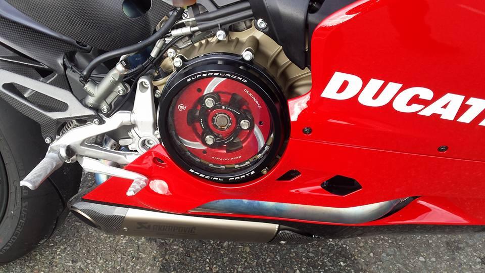 Ducabike Ducati Clutch Pressure Plate