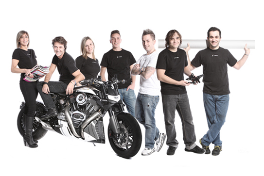 Rizoma Motorcycle Billet CNC Accessories UK dealer