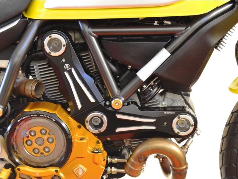 Ducabike Ducati Scrambler CNC Timing Belt Covers