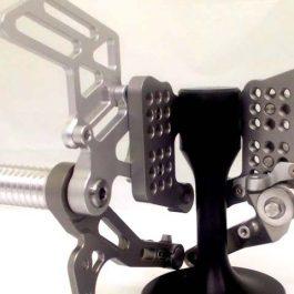 GiaMoto Aprilia RSV4 Titanium Rearset Kit