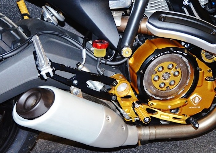 Ducati Scrambler Rear Brake Lever