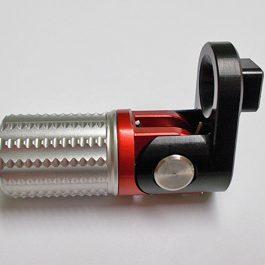 Folding Brake Tip for GiaMoto Rear Sets