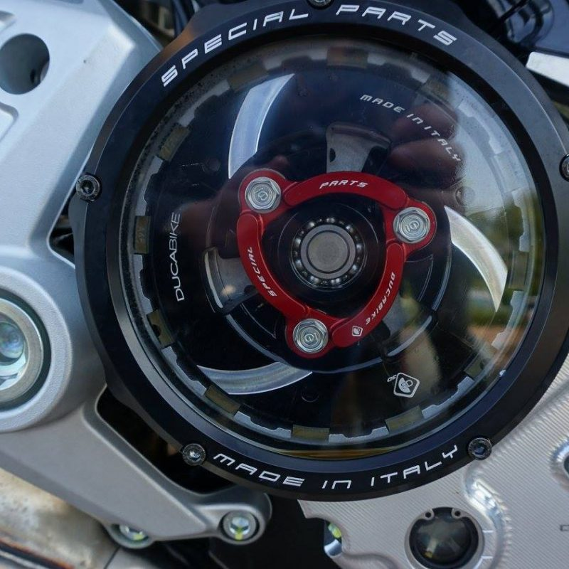 Ducati Open Clutch Cover For Sale