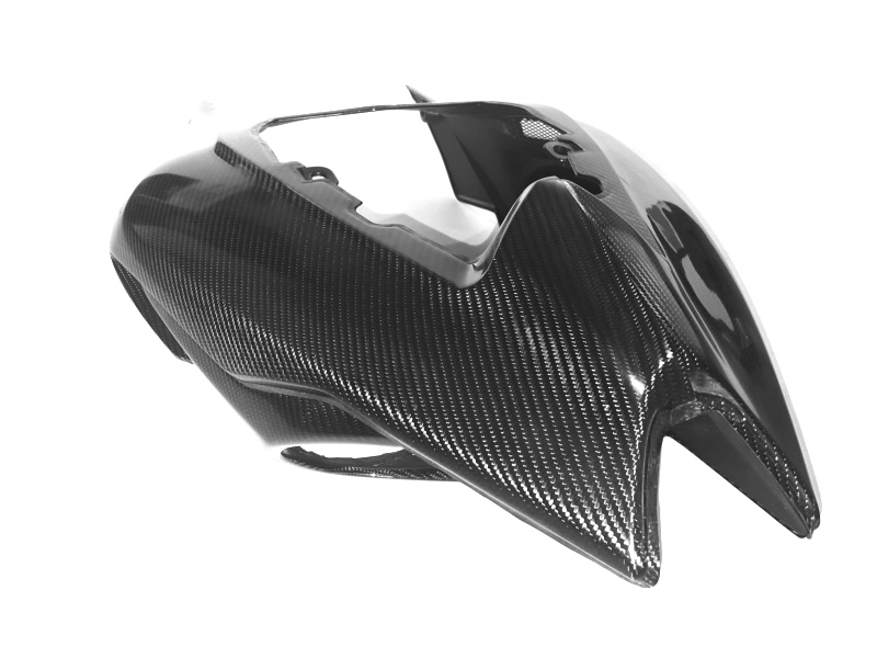 Benelli Tornado Carbon Fibre Seat Tail Unit Fairing
