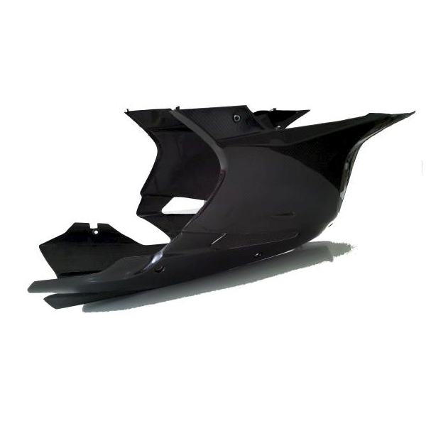 Benelli Tornado Carbon Fibre Belly Pan