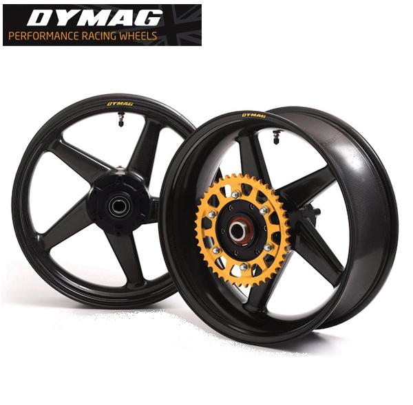 Dymag Yamaha CA5 Carbon Fibre Wheels