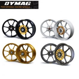 Dymag Suzuki Ultra Pro UP7X Forged Aluminium Wheels