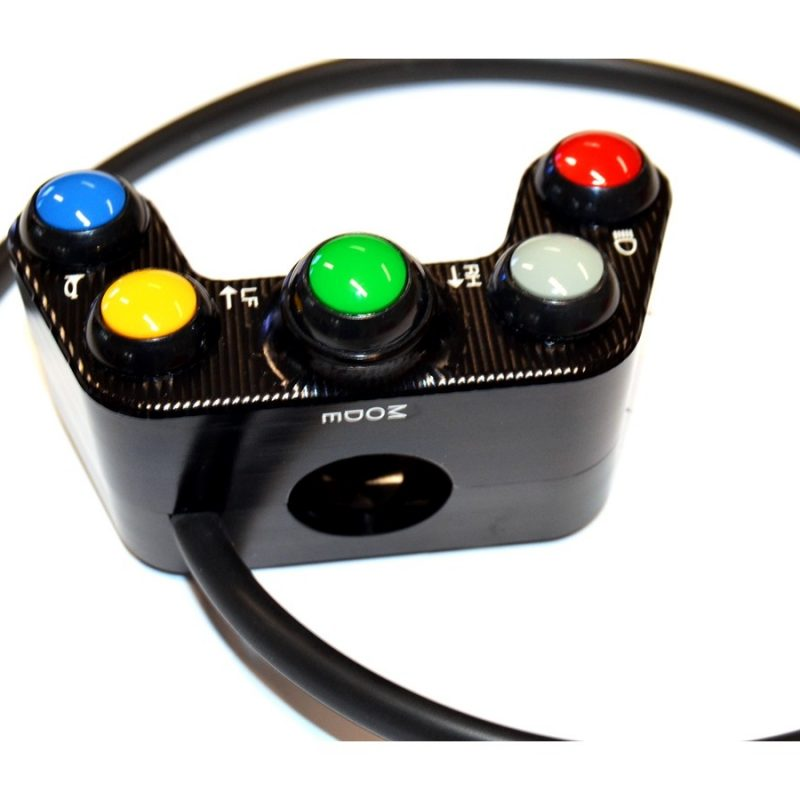 Ducabike Ducati 899 959 1199 1299 CNC Handlebar Control Switch