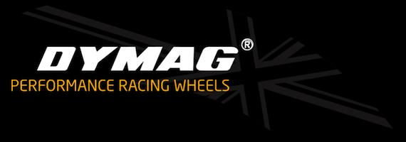 Dymag Kawasaki Ultra Pro UP7X Forged Aluminium Wheels
