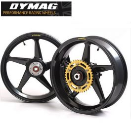 Dymag Suzuki SB5 Cast Magnesium Alloy Wheels