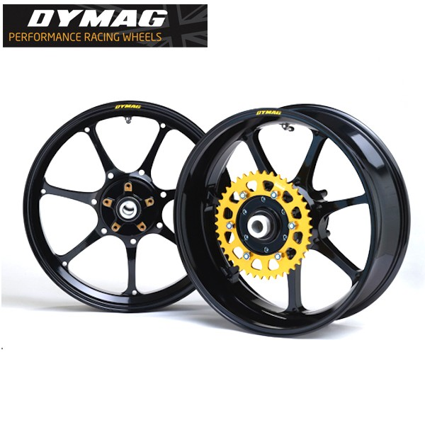 Dymag Yamaha Ultra Pro UP7X Forged Aluminium Wheels