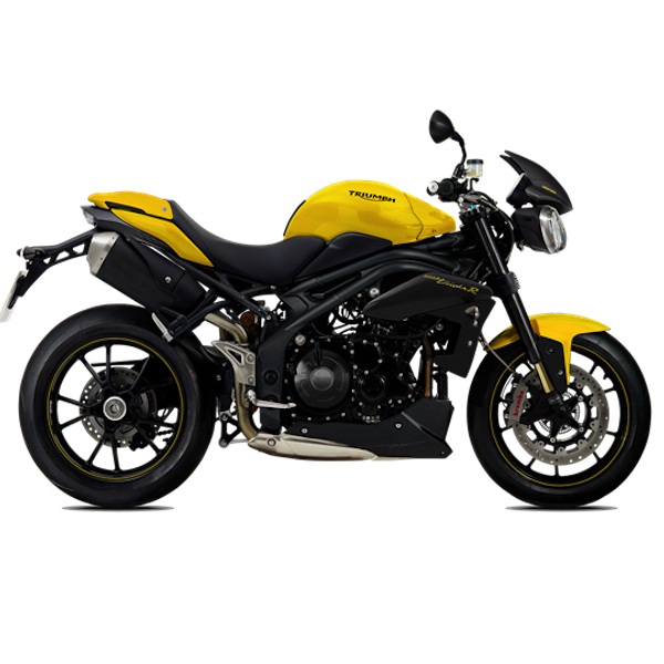 SC Project Exhaust Triumph Speed Triple 2011 -2015