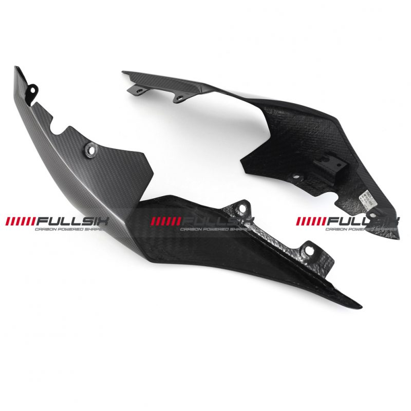 Fullsix Yamaha YZF R1 Carbon Fibre Seat Tail Side Fairing Panels
