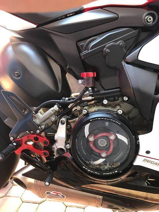 Ducati  Clutch Plate Order