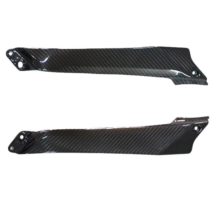 Kawasaki H2 H2R Carbon Fibre Side Panels