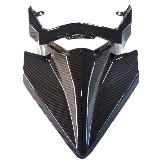 Kawasaki H2 H2R Carbon Fibre Mono Seat Tail Unit