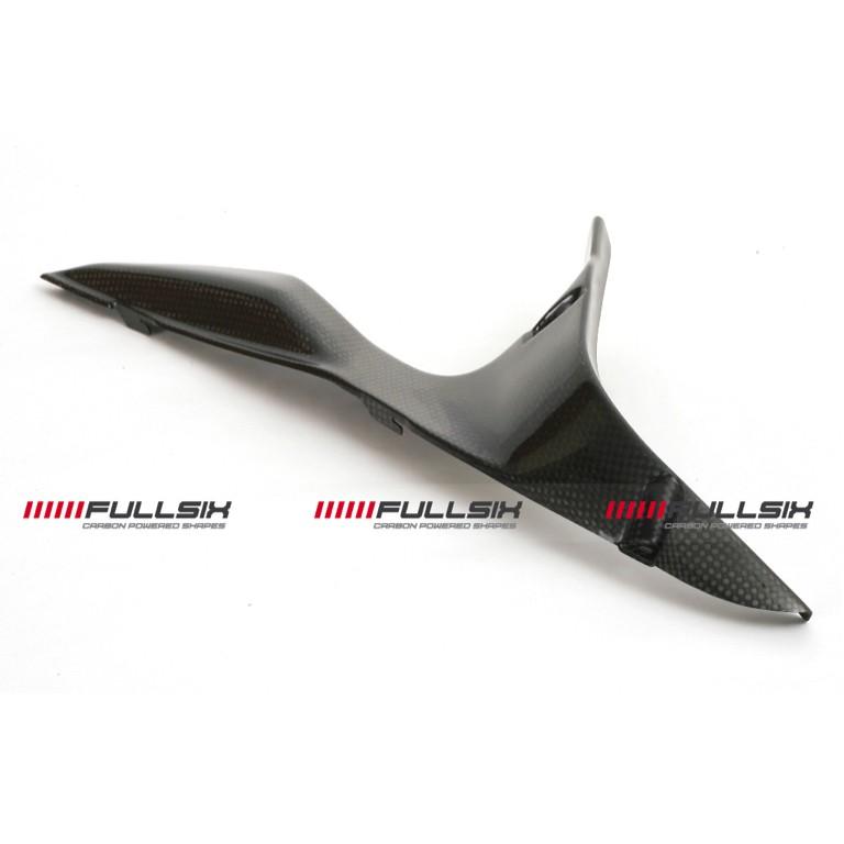 Fullsix Ducati 848 1098 1198 Carbon Fibre Air intake Covers