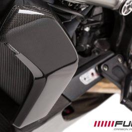 Fullsix Ducati XDiavel Carbon Fibre Radiator Panel Covers
