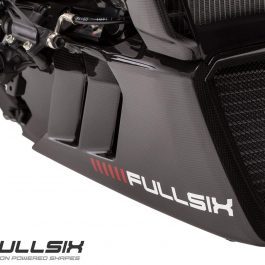 Fullsix Ducati XDiavel Carbon Fibre Belly Pan