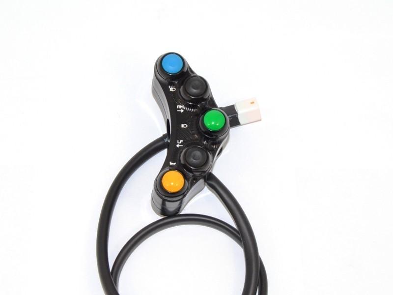 Ducabike Ducati Monster 696 796 1100 CNC Handlebar Control Unit