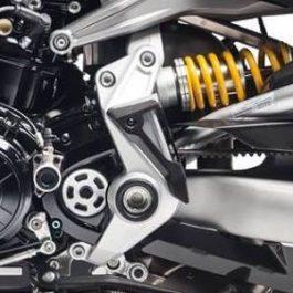 Fullsix Ducati XDiavel Carbon Fibre Frame Cover LHS
